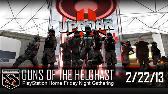 Guns of the Helghast 2.22.13