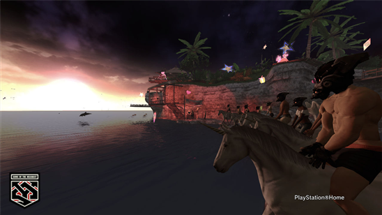 Southern Island Hideaway. Guns of the Helghast 3