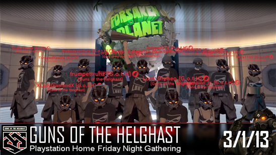 Guns of the Helghast FG31213