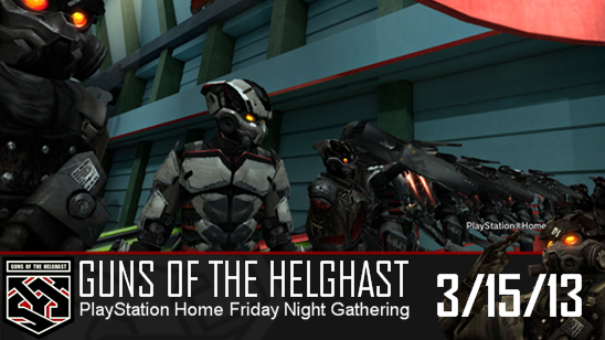 Guns of the Helghast FG31513