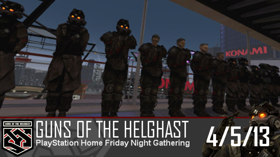Guns of the Helghast FG4513
