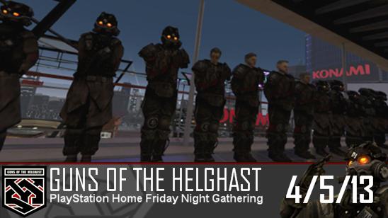 Guns of the Helghast FG4513