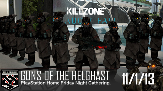 Guns of the Helghast FG11113