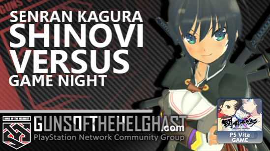 Guns of the Helghast Shinovi Versus Game Night Header
