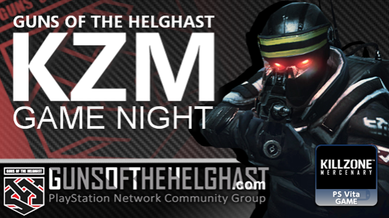 KZM Game Night